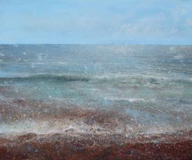 Seascape 120x100cm SOLD