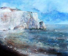 Seaford Head 120x100cm SOLD