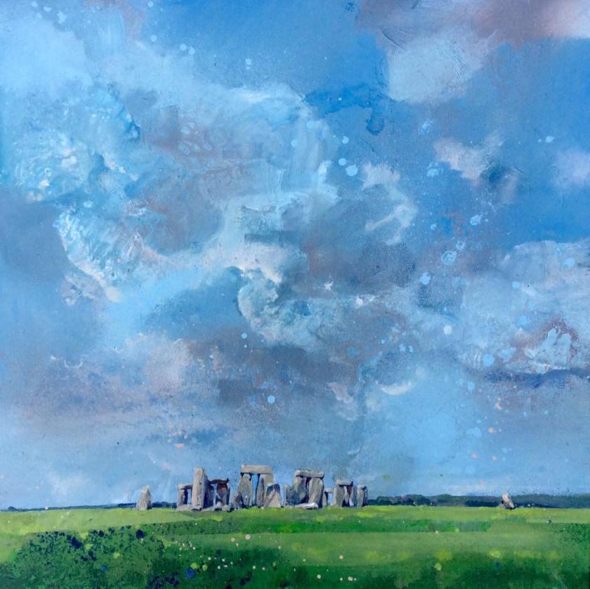 Lorna Kirin Stonehenge